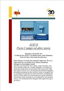 ADIUS, Piero Ciampi e le altre storie