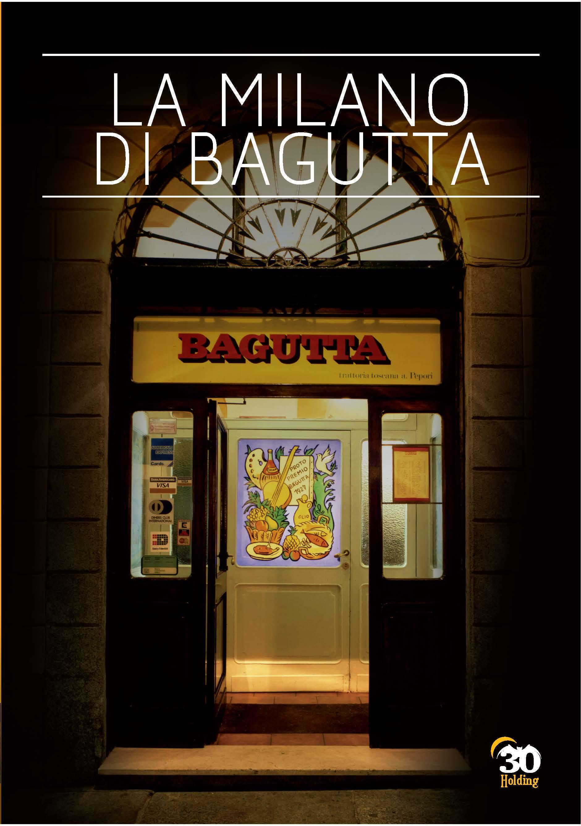 La Milano di Bagutta