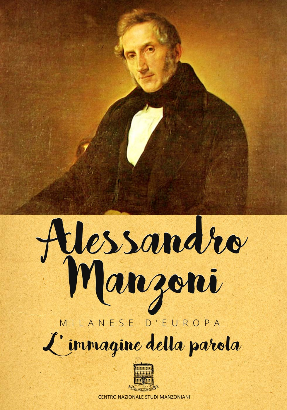 Alessandro Manzoni, l'immagine della parola